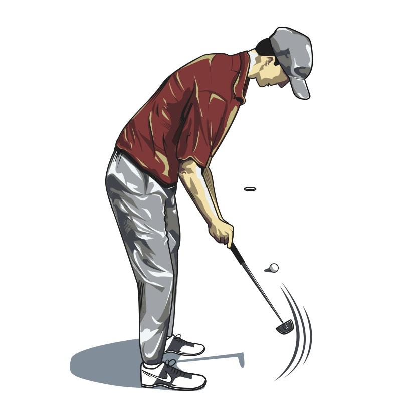 golfsideview